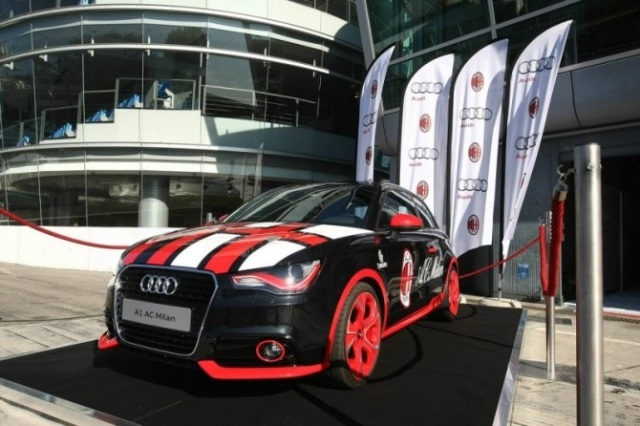 Audi A1 Milan AC Action Tuning