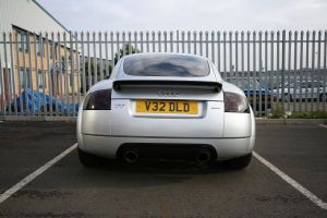 Smoked Tinted Audi TT Mk1 8N Rear Lights
