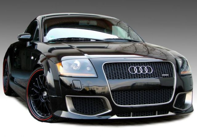 Regula Tuning Body Kit Audi TT 8N Mk1 (Germany)