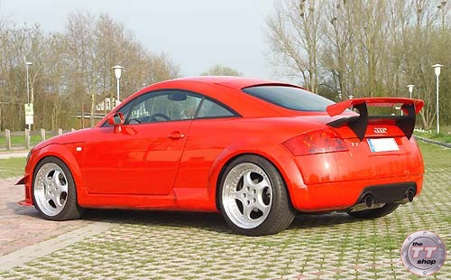 DMC Concept Rear Wing Audi TT MK1 8N
