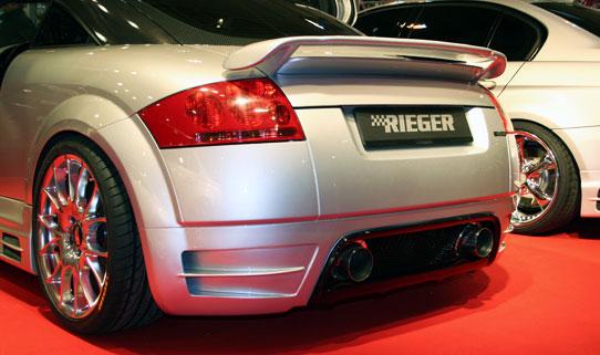 Reiger Rear Wing Audi TT Mk1 8N