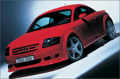 ABT Tuning Body Kit Audi TT 8N Mk1 (Germany)