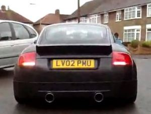ak57hay Naresh rear tail lights audi tt MK1 8N