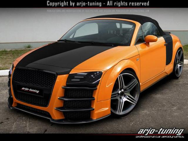 Arjo Tuning Body Kit Audi TT 8N Mk1 (Germany) -2