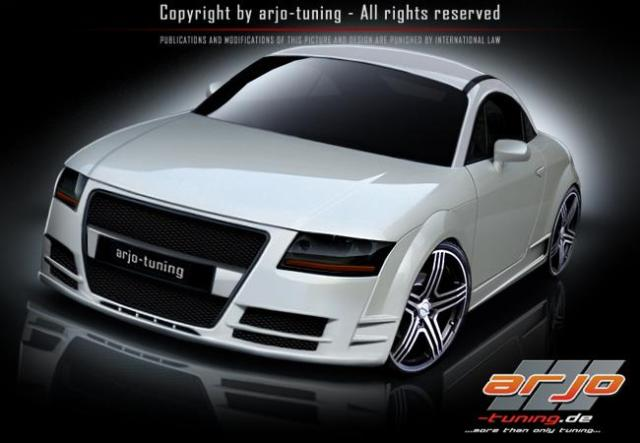 Arjo Tuning Body Kit Audi TT 8N Mk1 (Germany)