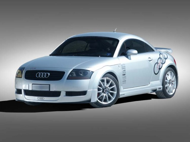Cadamuro Design Body Kit Audi TT 8N Mk1 (Italy)