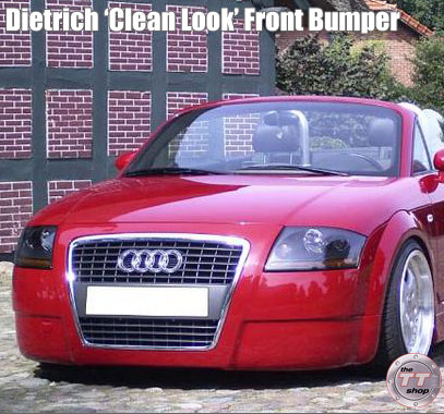 Dietrich Auto Style Clean Look Body Kit Audi TT 8N Mk1 (Germany)