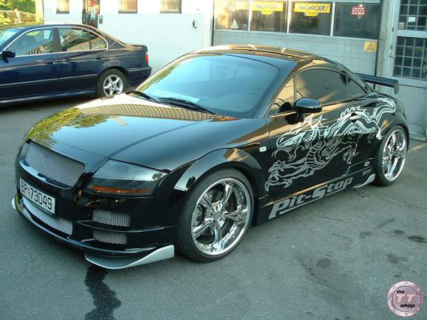 dietrich gt2 body kit audi tt 8n mk1 (germany)