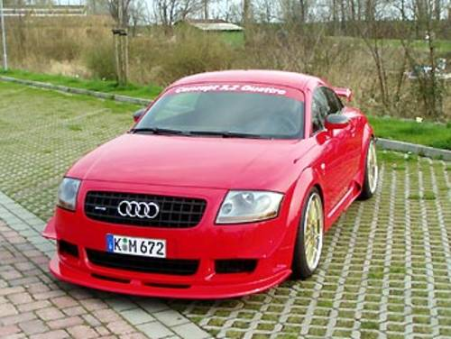 DMC Concept Body Kit Audi TT 8N Mk1 (Germany)