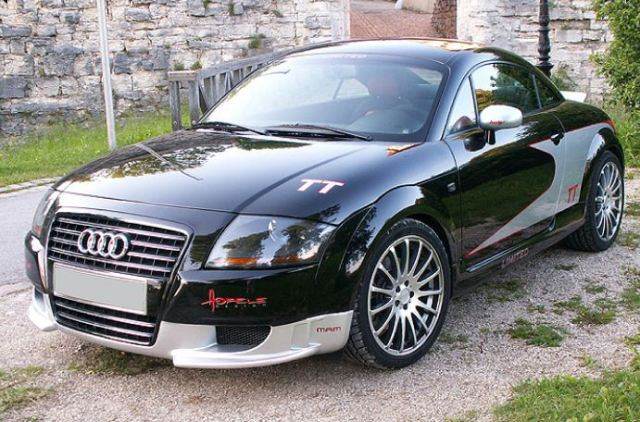 Hofele Body Kit Audi TT 8N Mk1 -2 (Germany)