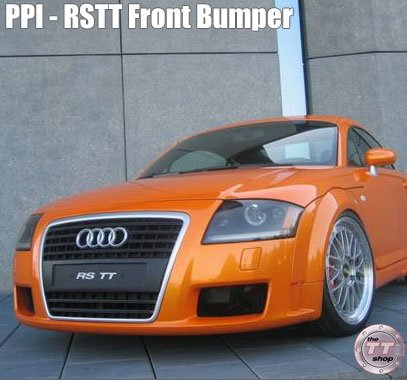 PPI Automotive Design RS TT Body Kit Audi TT 8N Mk1