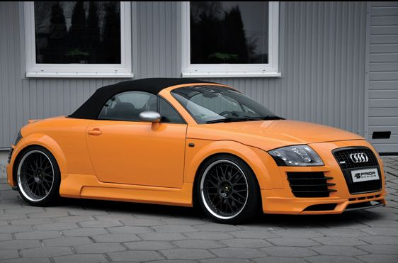 Prior Design Body Kit Audi TT 8N Mk1 (Germany)