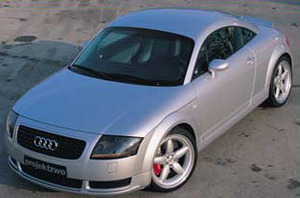 Projektzwo Tuning Body Kit Audi TT 8N Mk1 (Germany)