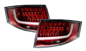 Audi TT 8N LED Rear Tail Lights RED Rearlights not lit