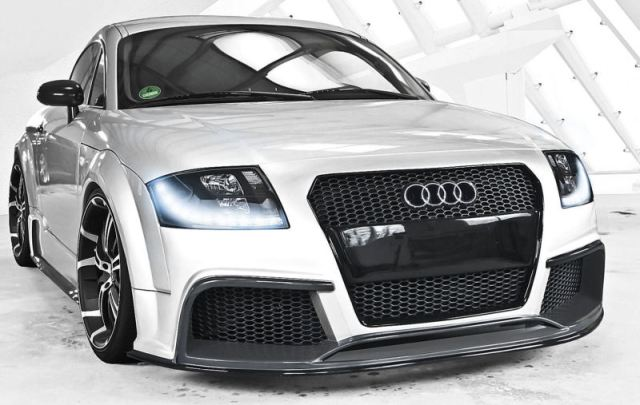 Regula Tuning Type A Body Kit Audi TT 8N Mk1 (Germany)