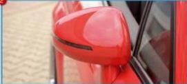Reiger Mirrors LED Car Turn Signal Indicator Mirror part no. C00231627 Audi TT MK1 (8N)