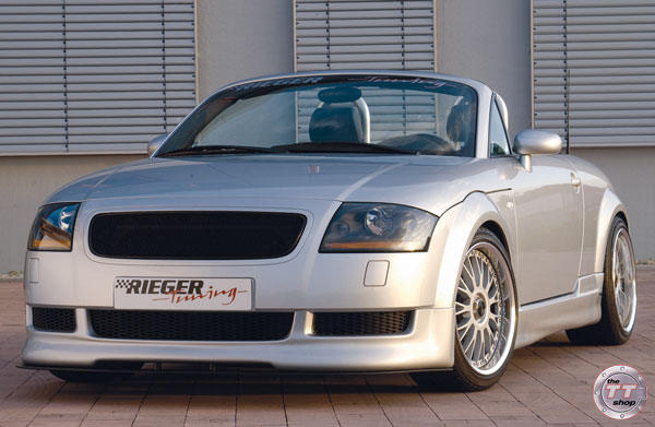 Rieger - Infinity Body Kit Audi TT 8N Mk1 (Germany)