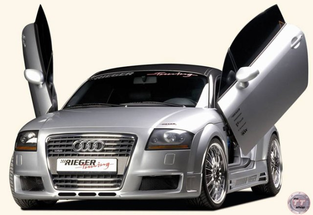 Rieger TT R Body Kit Audi TT 8N Mk1(Germany)