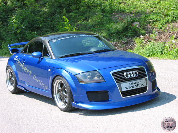 Schubert Tuning Desperado Body Kit Audi TT 8N Mk1 (Austria)