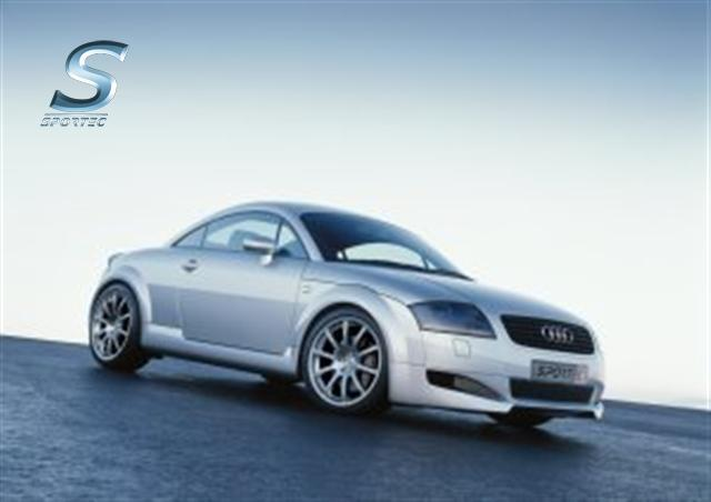Sportec Body Kit Audi TT 8N Mk1 (Switzerland)