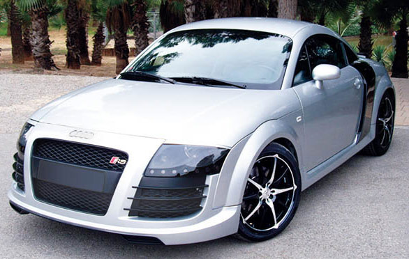 Uberhaus RSR Body Kit Audi TT 8N Mk1 (Germany)