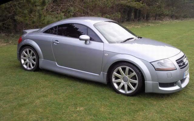 Votex-body-kit-for-Audi-tt-mk1-8n-part-number- 8N00716009AX