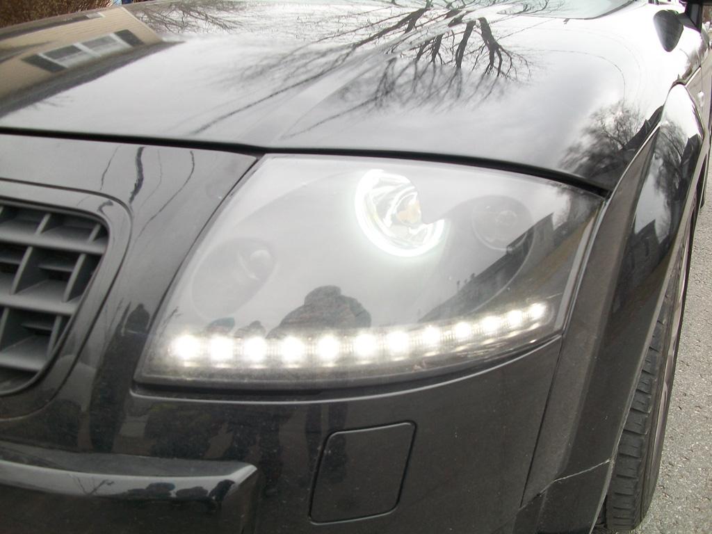 More Audi Tt Led Headlights Pictures Audi Tt Mk1 8n