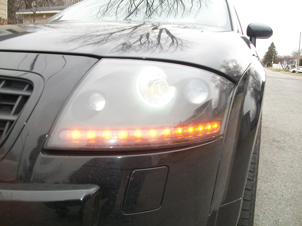 Used Auto Body Parts >> More Audi TT LED Headlights Pictures | Audi TT Mk1 8n Tuning – Parts & Accessories