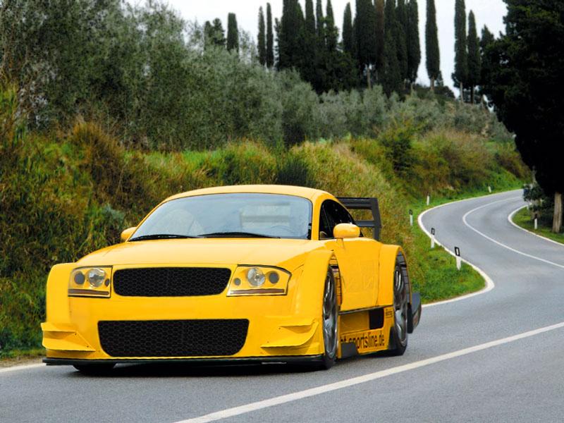 Audi Rs Race Car For Sale
