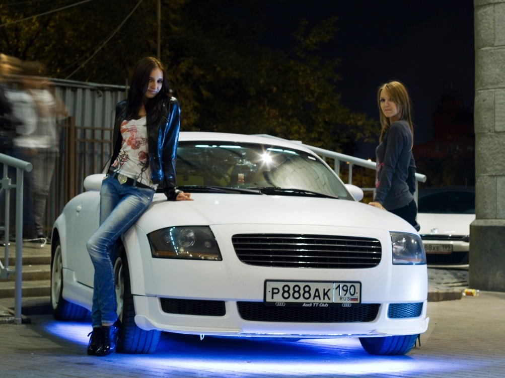 Audi Tt Mk1 8n Russian Tuning Girls 1 Audi Tt Tuning