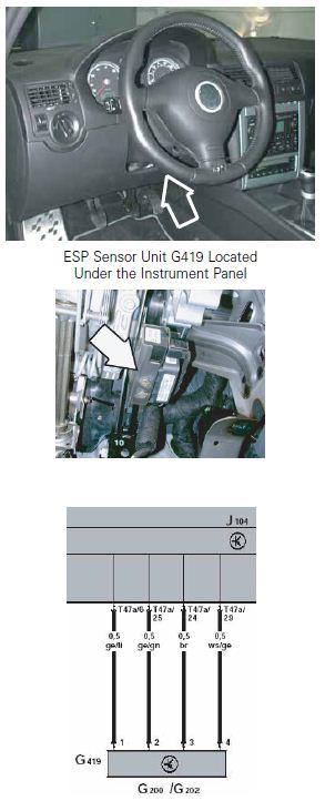 ESP Sensor Unit G419