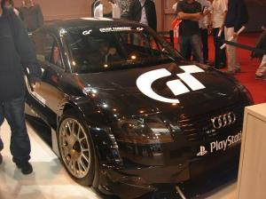 Sony Playstation Gran Turismo 5 - Real Audi TT DTM