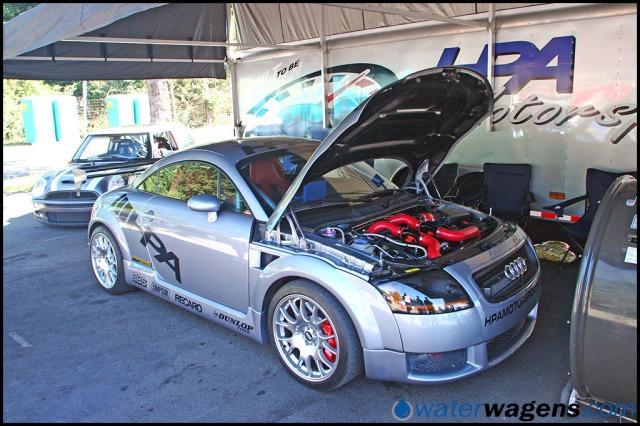 GoTTzilla - Audi TT from HPA