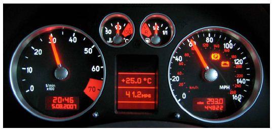 Audi-TT-8N-MK1-Dashpod-Self-Diagnosis-4