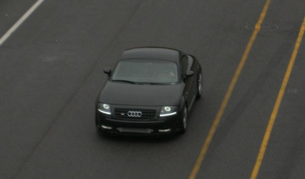 Audi Tt Angel Eyes