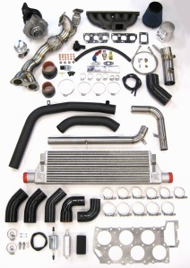KINETIC STAGE 3 3.2 TURBO HARDWARE KIT
