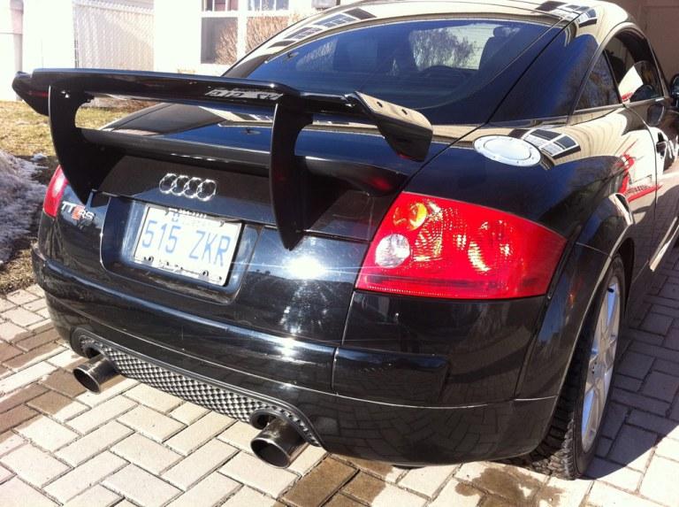 RDX - Audi TT 8N Mk1 98-06 Front Bumper | Car Web Shop