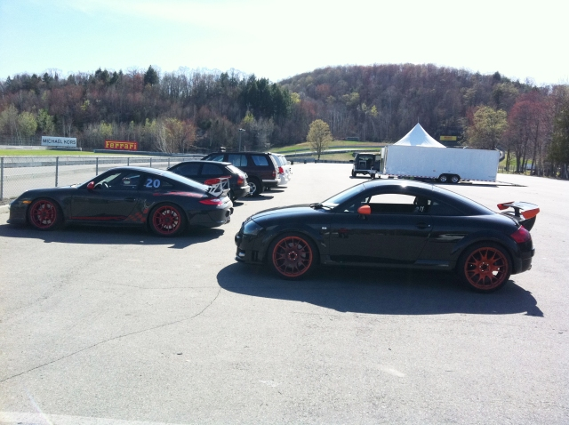 TTRS (MK1) vs GT3 RS - 5