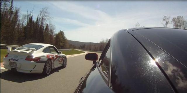 Audi TT RS vs Porsche GT3
