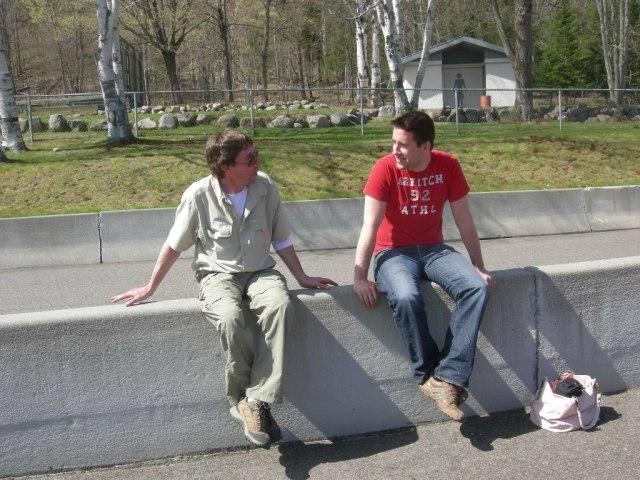 Marc Genest & André Martin Hobbs
