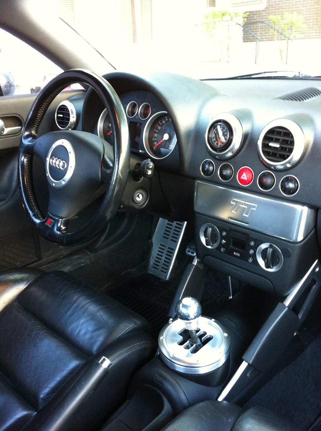 Tt Interior Audi Tt Mk1 Jay Funke Audi Tt Tuning Parts