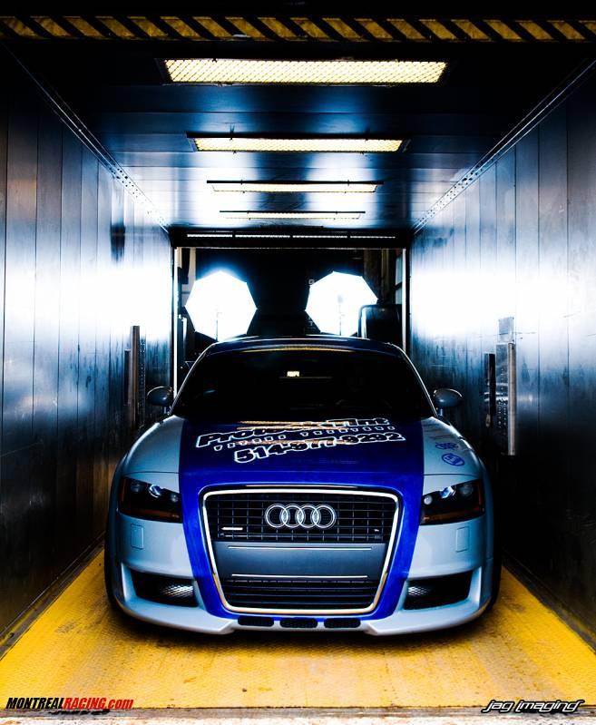 Audi TT (8N MK1) Tuning – Dany Marquis
