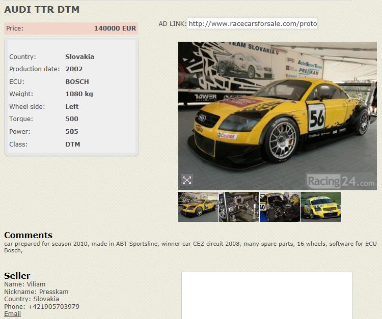 Audi TT Tuning – Parts & Accessories