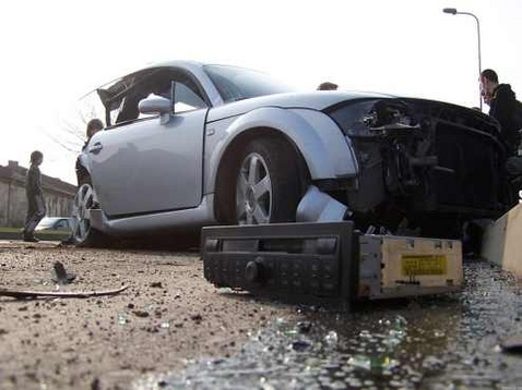 Pictures Of Audi Tt Accidents Crashes Amp Collisions Audi