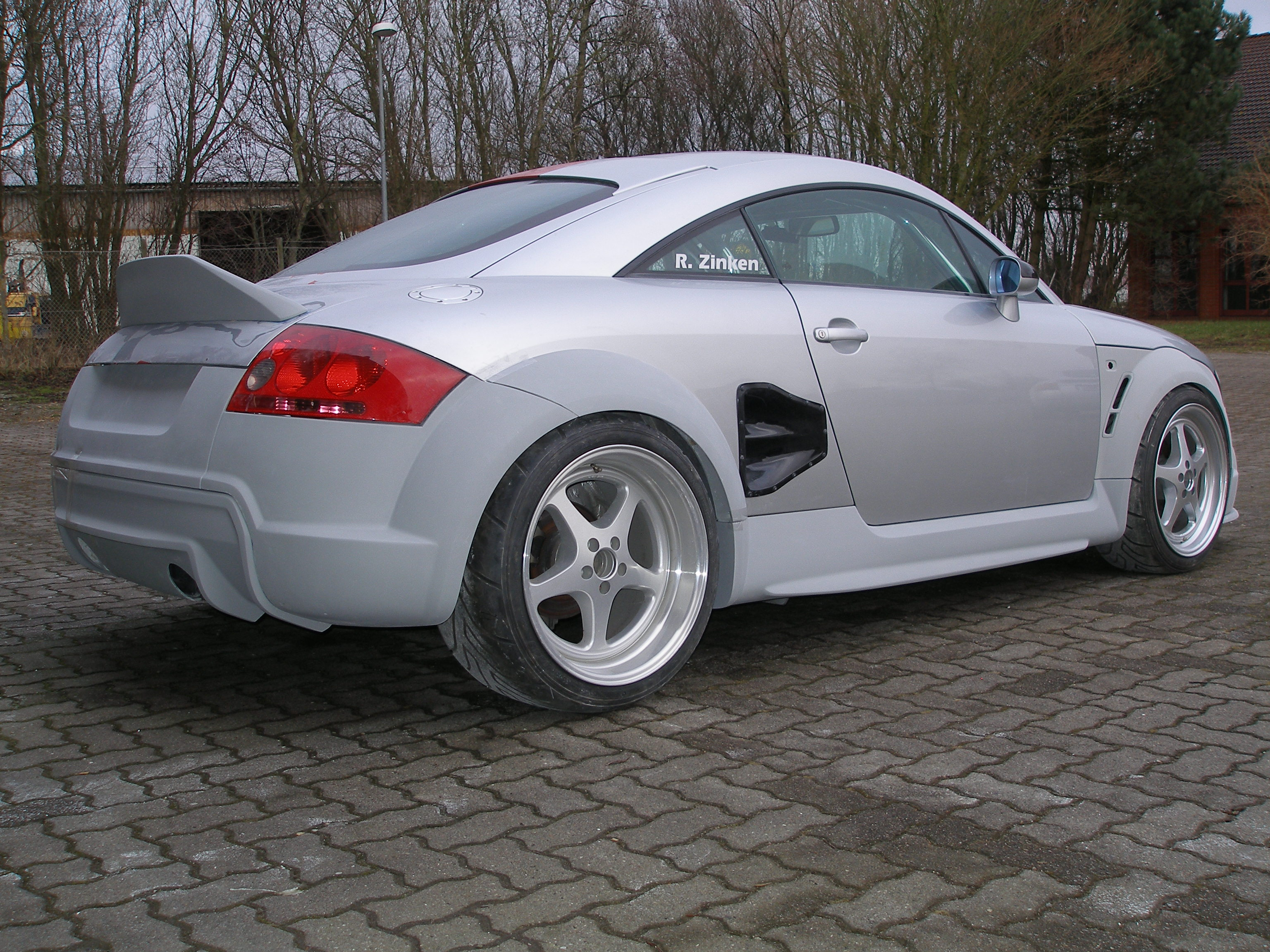 Audi Tt Wide Body Collection 17 Wallpapers