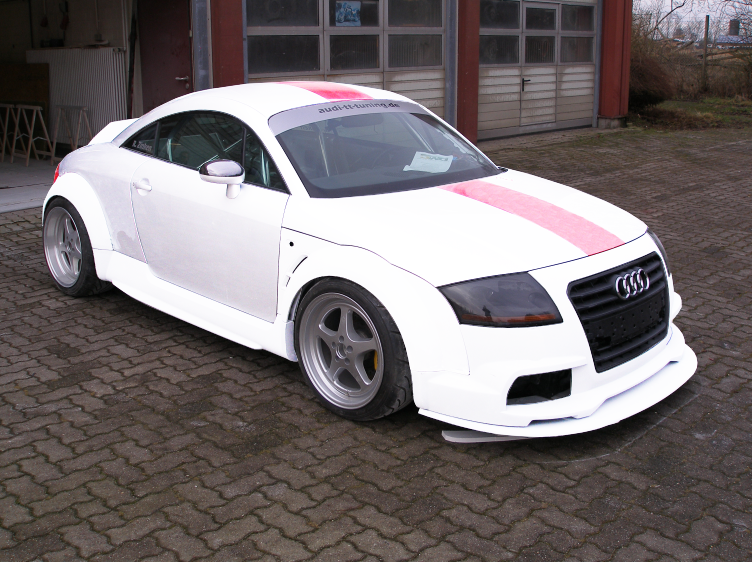 Dmc Widebody Kit Project Coming To Life Very Soon Audi Tt Mk1 8n Tuning Parts Amp Accessories