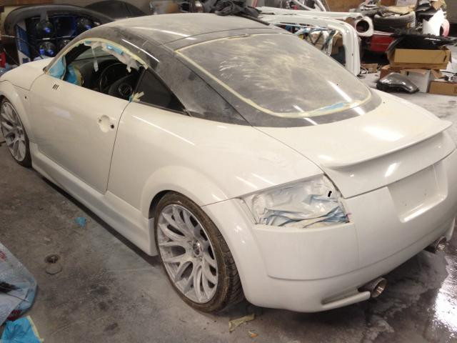 Audi TT mk1 front end conversion (to mk2) | Audi TT Mk1 8n