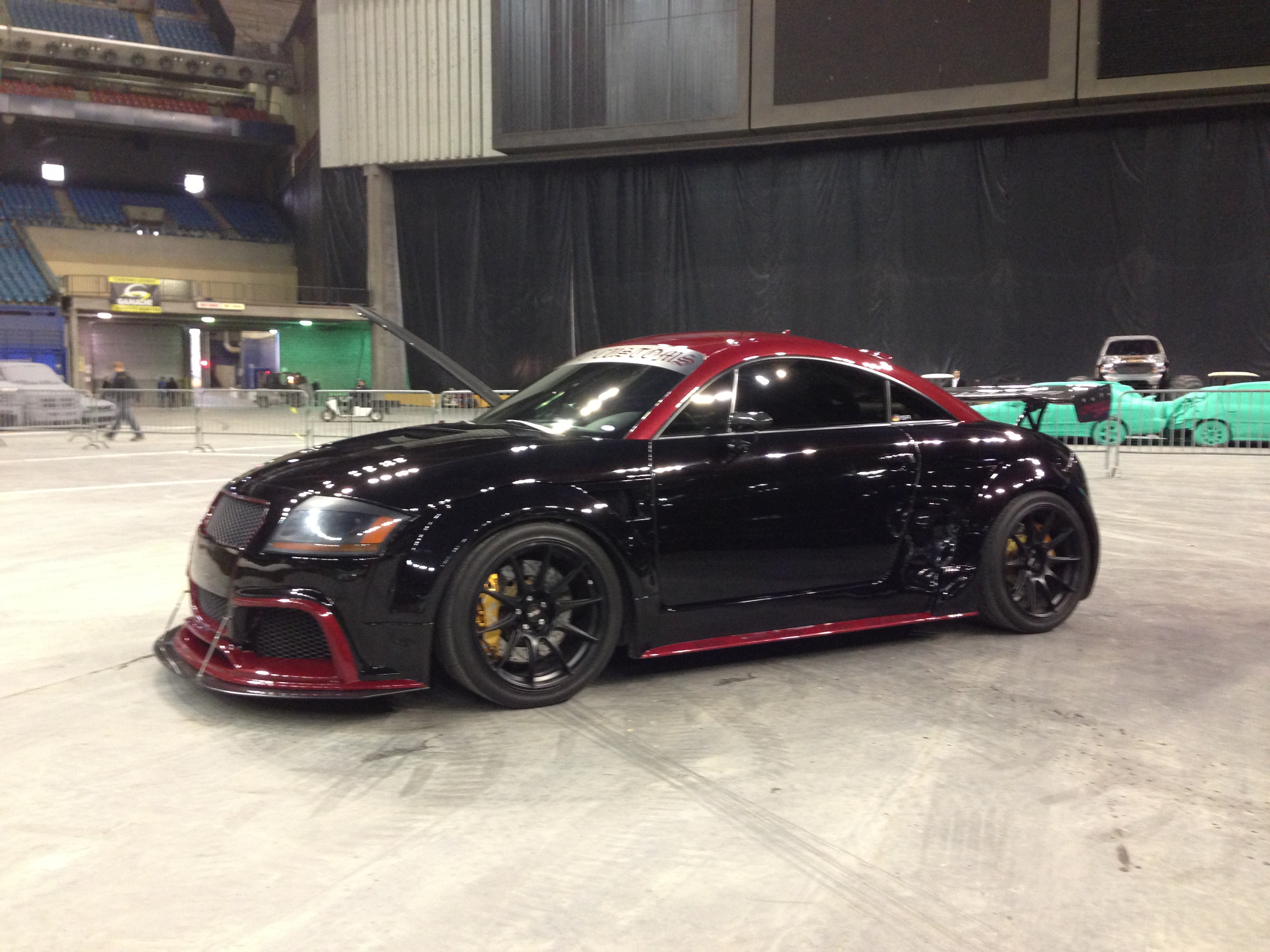 Audi Tt Custom Wide Body Kit Tt Authority Audi Tt Mk1