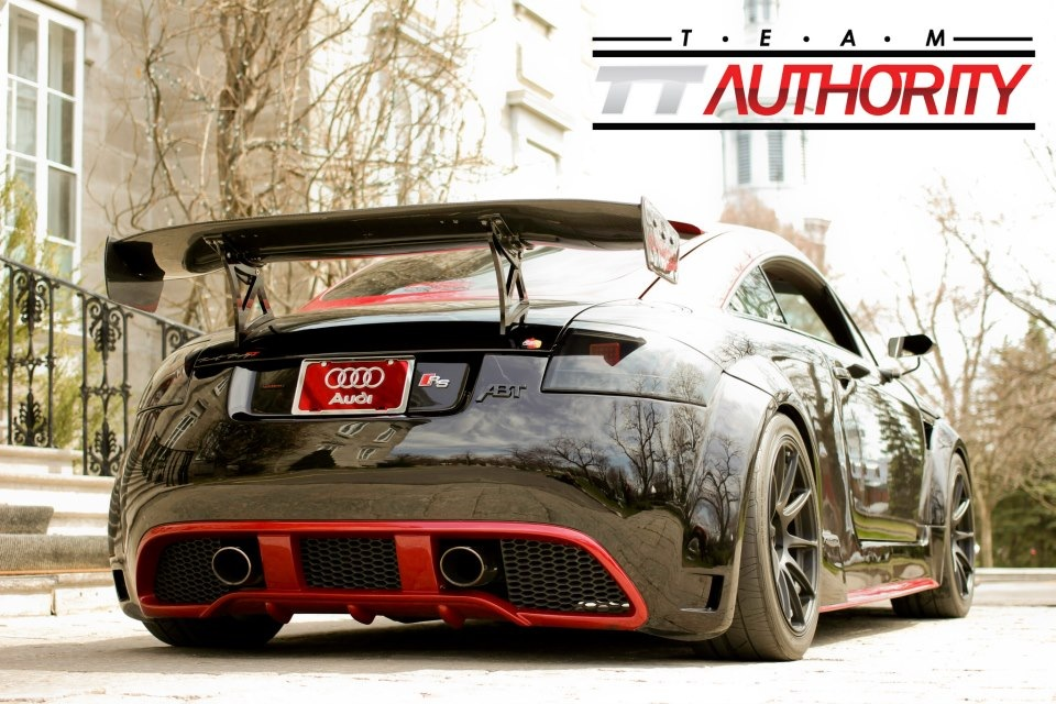 Audi Tt Custom Wide Body Kit Tt Authority Audi Tt