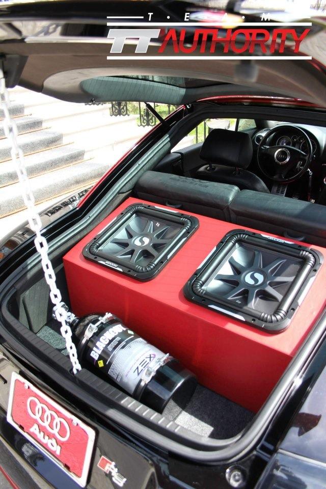 Audi Tt Custom Wide Body Kit Tt Authority Audi Tt Mk1
